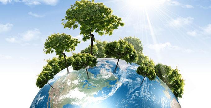 Grøn planet